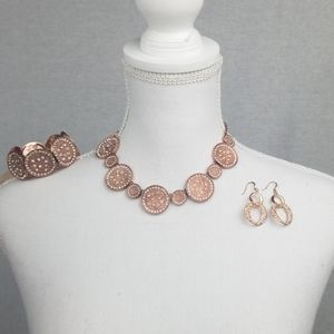 Monet Jewelry set